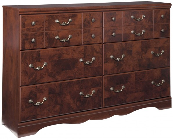 Delianna Brown Dresser