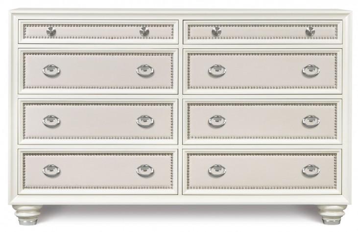 Diamond Drawer Dresser
