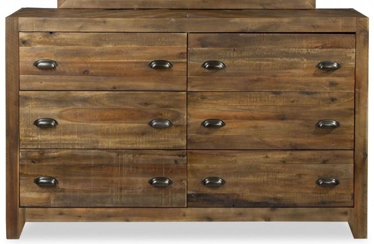 River Ridge Drawer Dresser