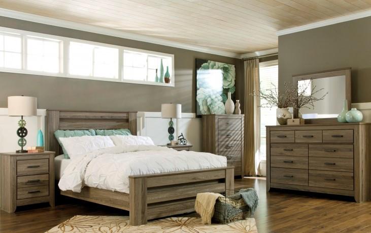 Zelen Poster Bedroom Set