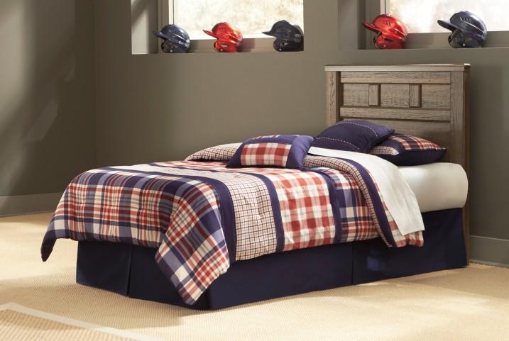 Juararo Twin Panel Bed