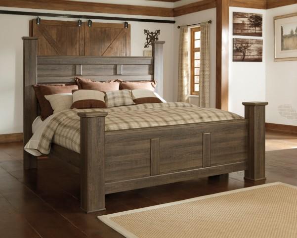Juararo King Poster Bed