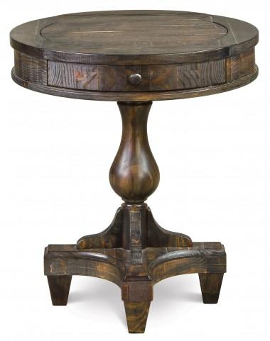 Brenley Pedestal Nightstand