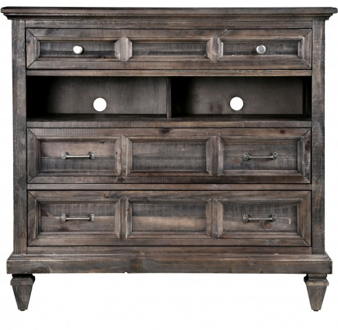 Calistoga Media Chest