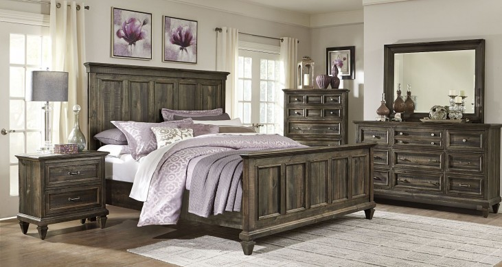 Calistoga Panel Bedroom Set