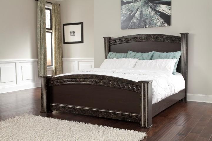 Vachel King Poster Bed