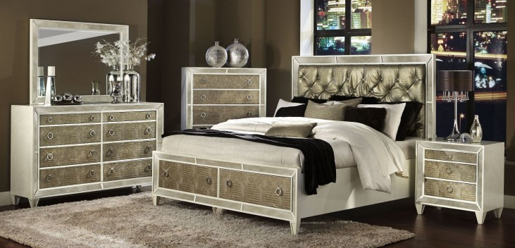 Monroe Panel Bedroom Set