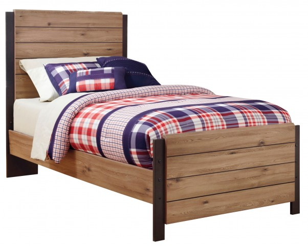 Dexifield Twin Panel Bed