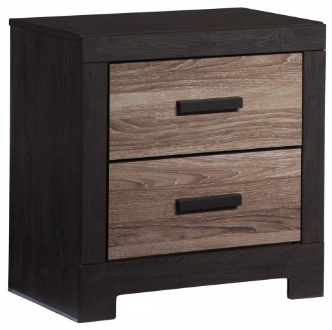 Harlinton Two Drawer Nightstand