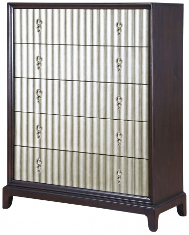 Gramercy Sable Wood Drawer Chest