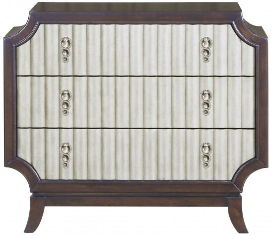 Gramercy Sable Wood Accent Chest