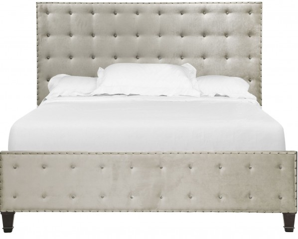 Gramercy Sable King Panel Upholstered Bed