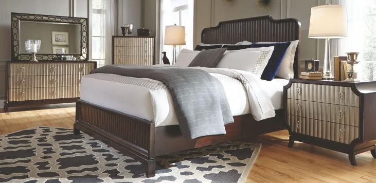 Gramercy Sable Panel Bedroom Set