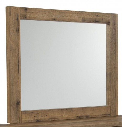 Cinrey Medium Brown Bedroom Mirror
