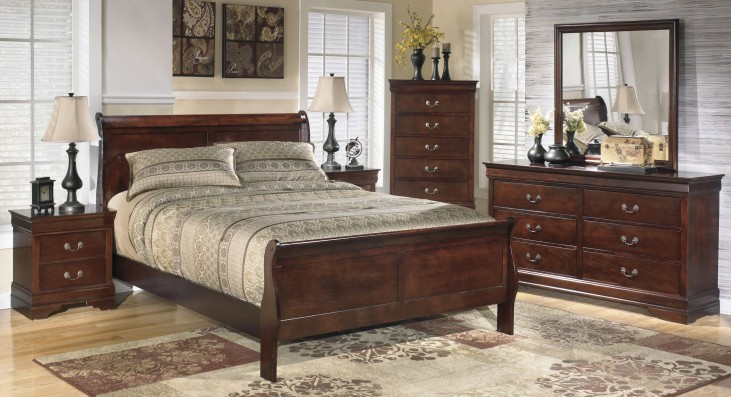 Alisdair Youth Sleigh Bedroom Set