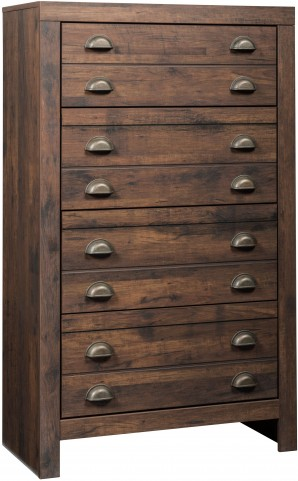 Hammerstead Brown 4 Drawer Chest