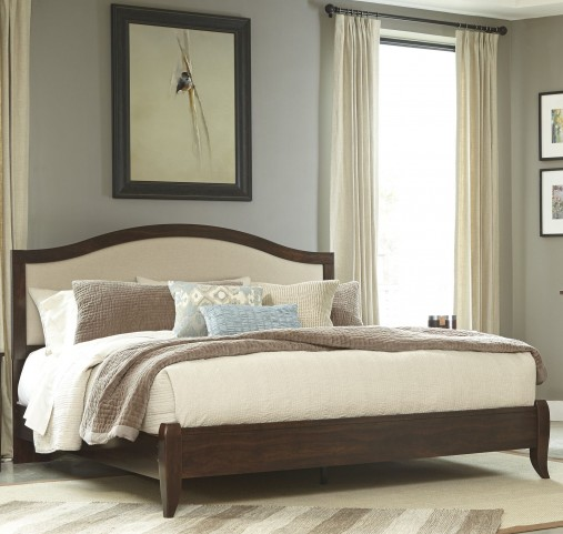 Corraya Queen Panel Bed