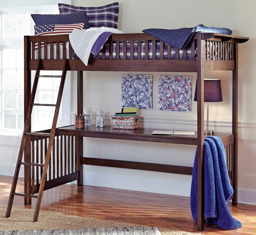 Strenton Twin Over Twin Bunk Bed