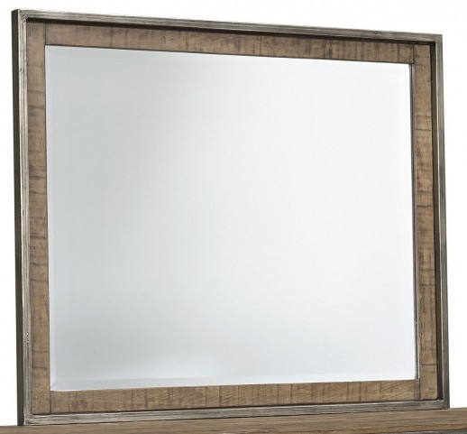 Dondie Warm Brown Bedroom Mirror