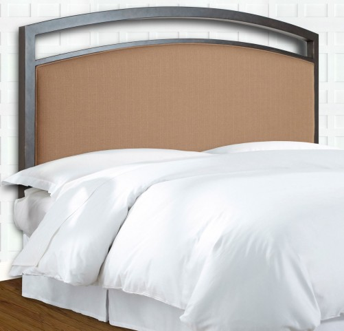 Gibson Brown Sparkle and Brown Sugar Queen Headboard