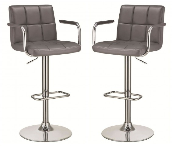 121096 Bar Stool Set of 2
