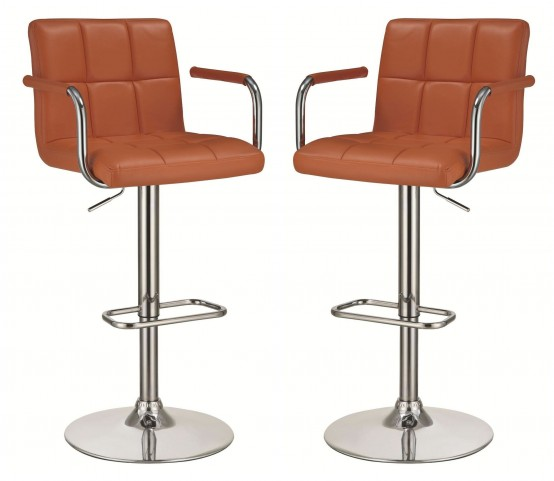 121098 Bar Stool Set of 2