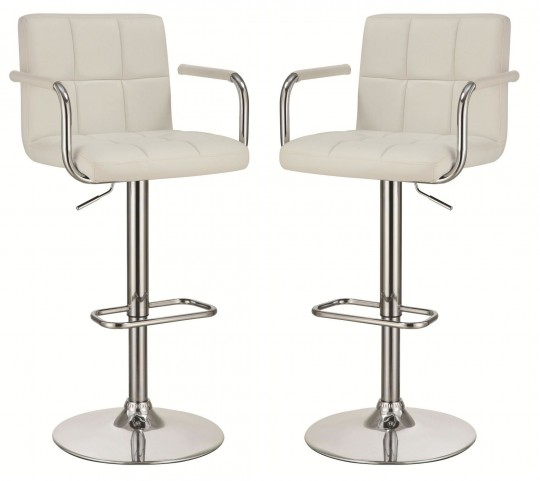 121097 Bar Stool Set of 2