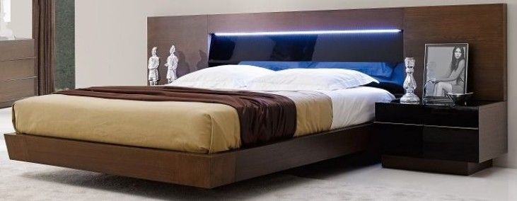 Barcelona King Platform Bed