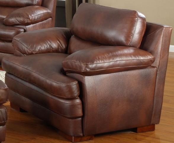 Baron Brown Chair