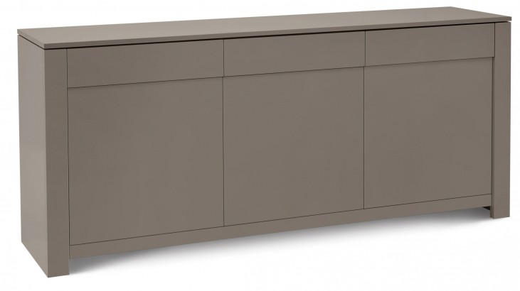 Bass Taupe Sideboard