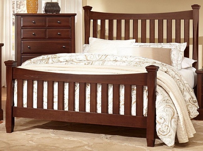 Bedford Cherry Queen Poster Bed
