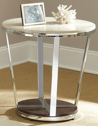Bosco Metal Base End Table