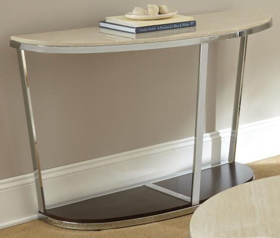 Bosco Metal Base Sofa Table