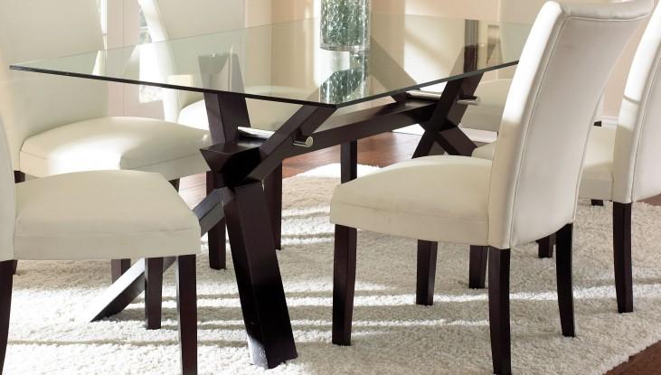 Berkley Dark Espresso Rectangular Dining Table