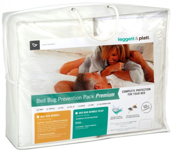 Bed Bug Prevention Pack Premium Bundle 2 Pc Full Mattress Protector
