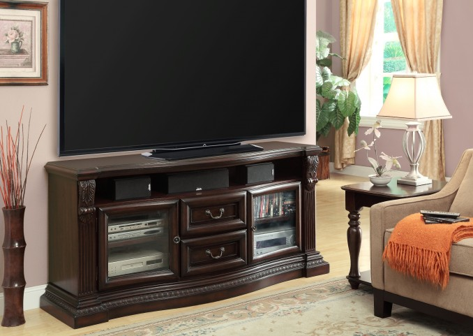 "Bella 67"" TV Console With Power Center"