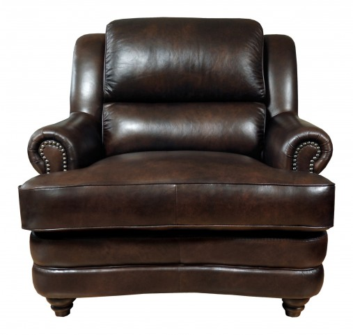 Bentley Italian Leather Chair