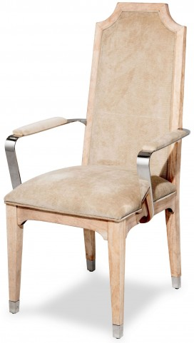 Biscayne West Sand Arm Chair