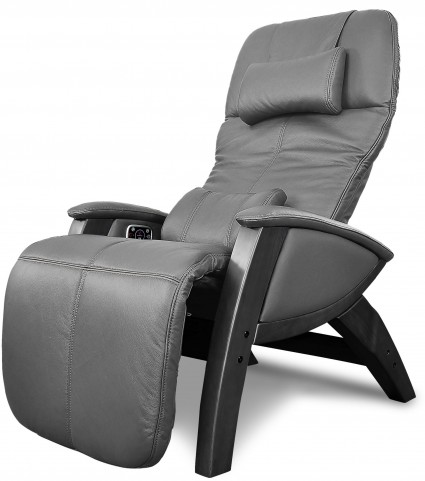 Svago Black Leather Lusso Chair