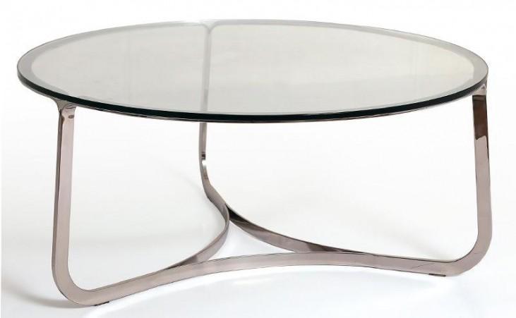 Blake Silver Coffee Table