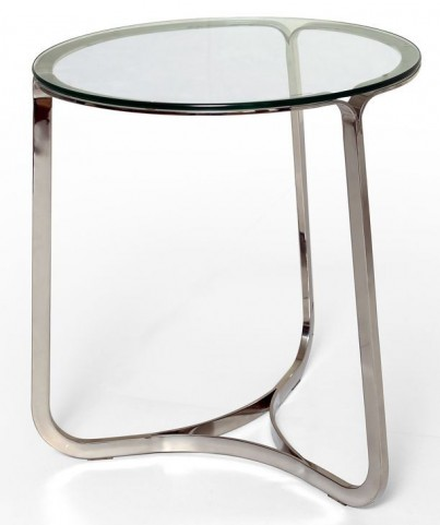 Blake Silver End Table