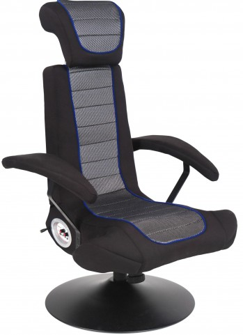 Stealth B2 Bluetooth Black Boomchair