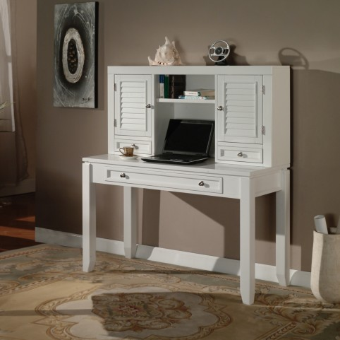 Boca Desk with Hutch