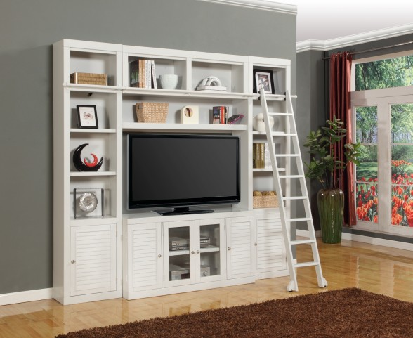 Boca 4 Piece Entertainment Wall
