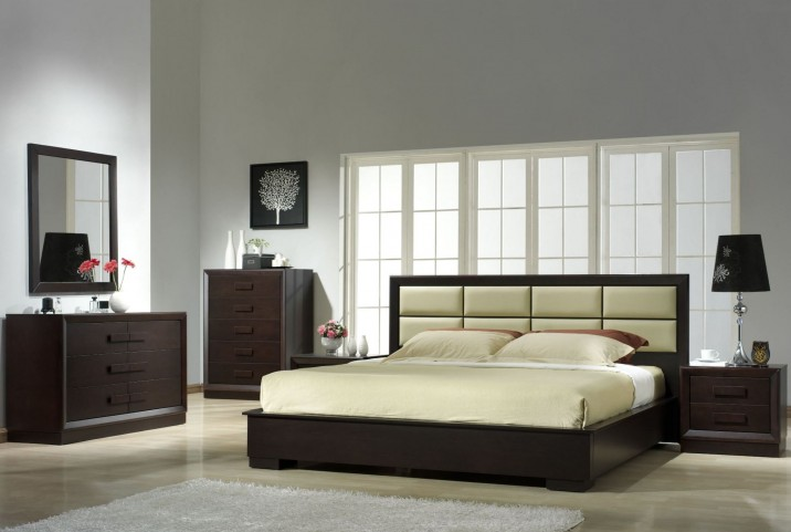 Boston Platform Bedroom Set