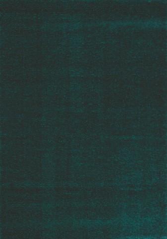"Boulevard Striped Glitz Emerald Pile Shag 94"" Rug"