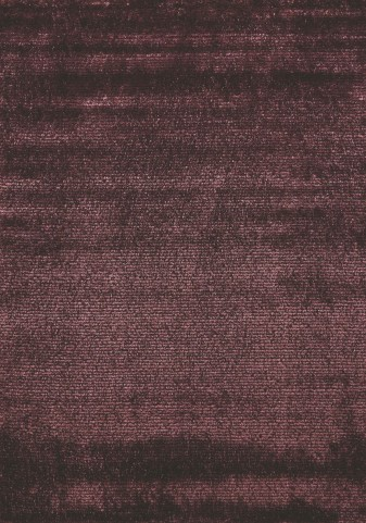 "Boulevard Striped Purple Glitz Low Pile Shag 63"" Rug"