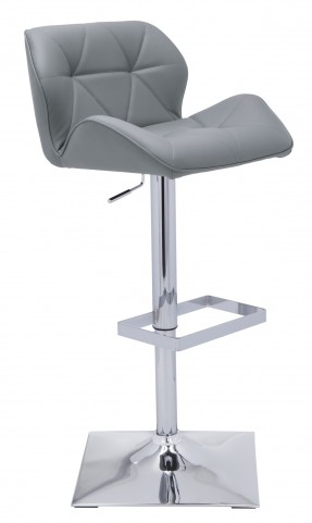 Boulton Grey Adjustable Barstool
