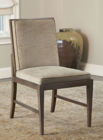 Brookline Walnut Side Chair