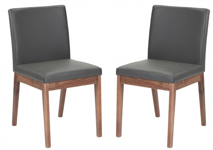 Branson Grey Dining Chair Set of 2